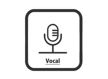 VOCAL TRAINING